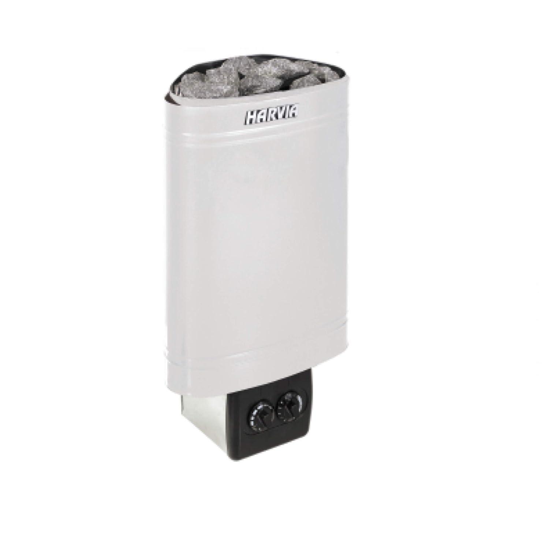 Estufa de sauna eléctrica Harvia Delta D36 3,6 kW para las saunas pequeñas 2-4,5 m³