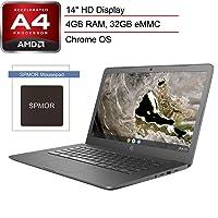 (Renewed) HP Chromebook 14 14
