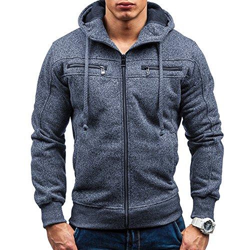Chest Pocket Sweatshirt - 5