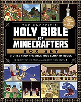 ??READ?? The Unofficial Holy Bible For Minecrafters Box Set: Stories From The Bible Told Block By Block. mezquita Porque Arribes General Johnson complete offer probar