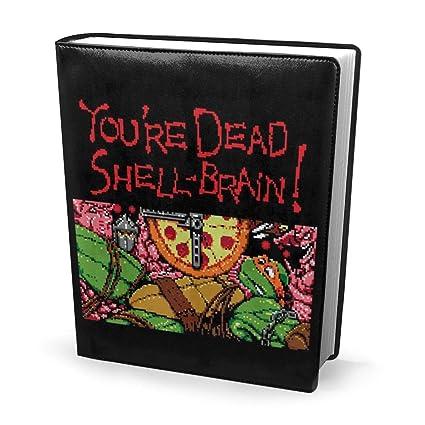 Funda para libro de 9 x 11 pulgadas, tortugas Ninja Gaiden ...