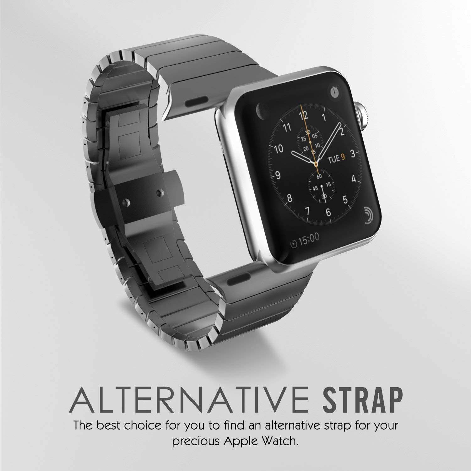 Amazon.com: Wingle Compatible para Apple Watch Band 1.732 in ...