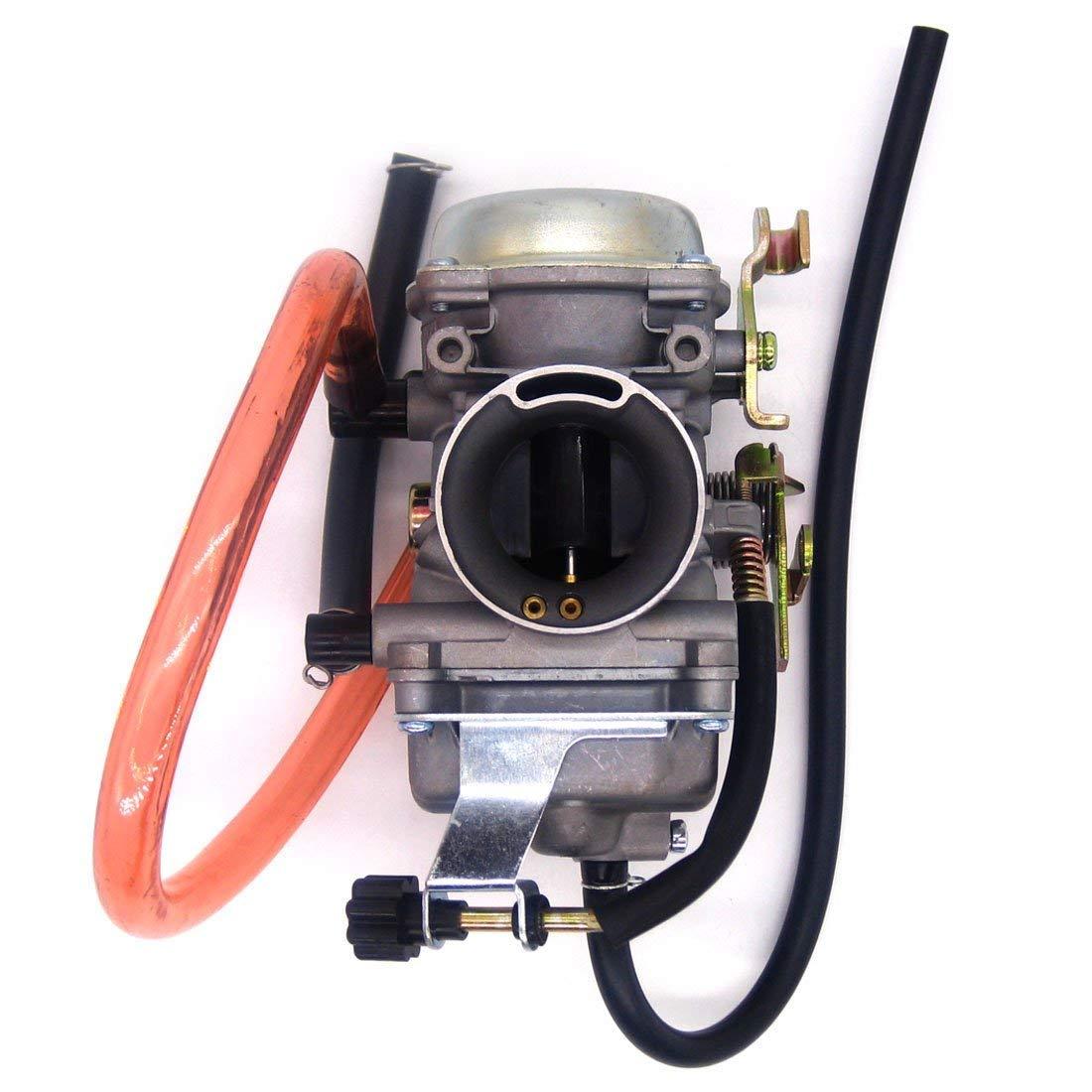 NIMTEK Carburetor For KAWASAKI KLF 300 1986-1995 1996-2005 BAYOU Carby ATV Carb