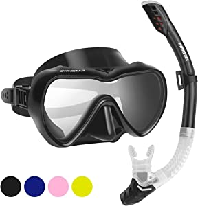 Giveaway: 2019 Snorkel Set for Women and Men