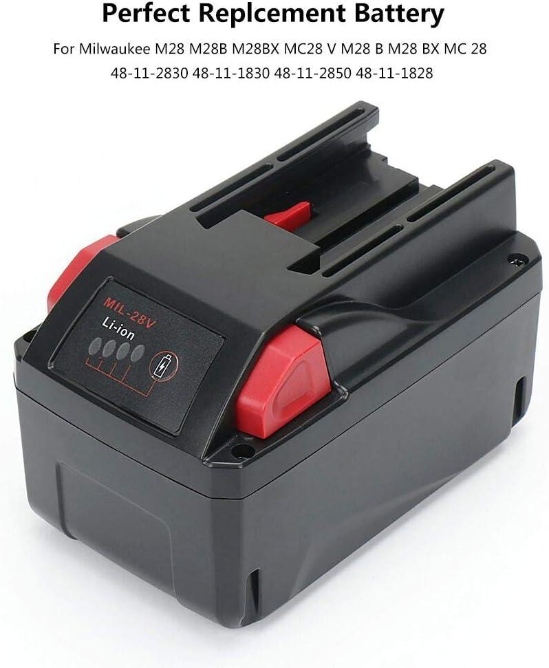 Milwaukee M28/C Chargeur li-ion 28/V