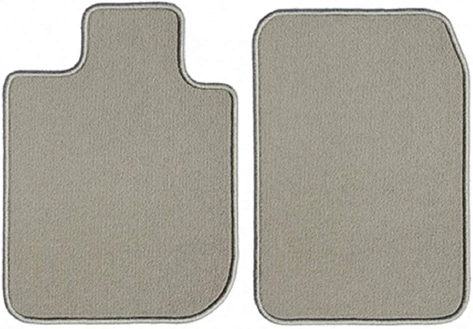 GGBAILEY Beige Loop Driver /& Passenger Floor Mats Custom-Fit for Lexus LS 400   1990-1994