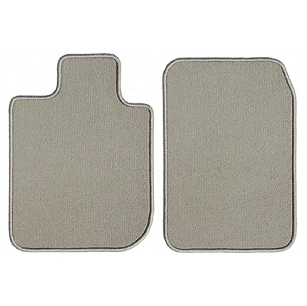 GGBAILEY D60240-F1A-BG-LP Custom Fit Car Mats for 2017 2018 Volkswagen Atlas Beige Loop Driver /& Passenger Floor