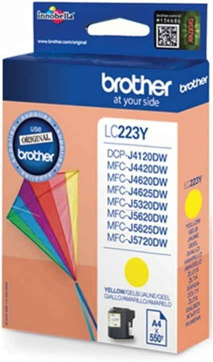 Brother Original – de Brother MFC J 5720 DW (LC de 223 y BP ...