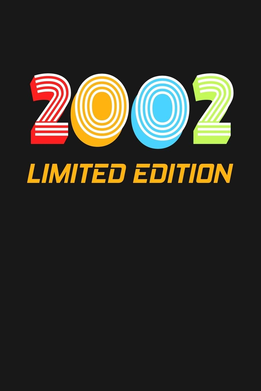2002 Limited Edition: Happy 17th Birthday 17 Years Old ...
