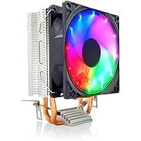 Snowman M200 (AMD/Intel Uyumlu) CPU Soğutucu Rainbow Fan