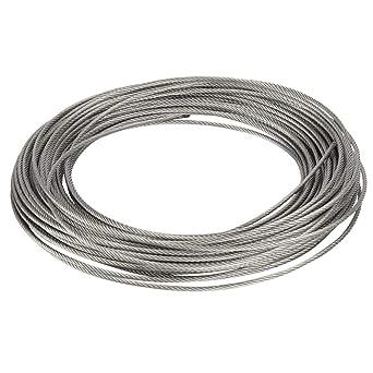 Alambre de acero, alambre de acero duro de la cuerda del ...