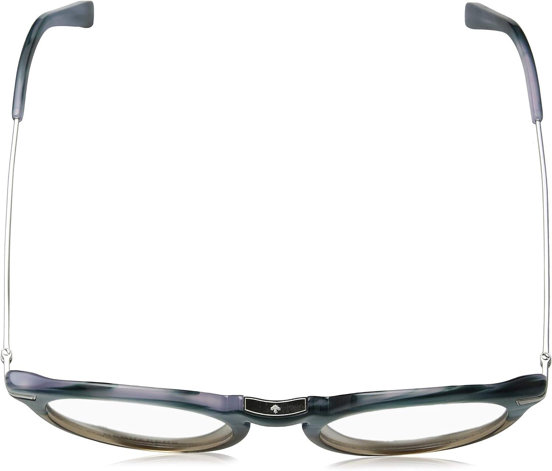 Mehrfarbig Dsquared DQ5211 DQ5211-89-Mehrfarbig Rund Brillengestelle 49