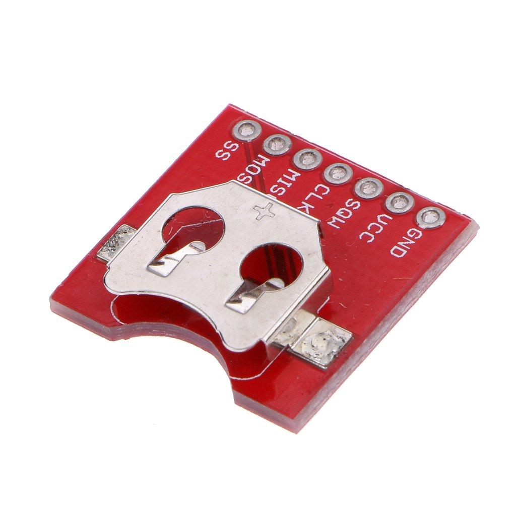 Ds3234 Ultra Haute Pr/écision Module Horloge Temps R/éel Avec Une Aiguille Pour Arduino
