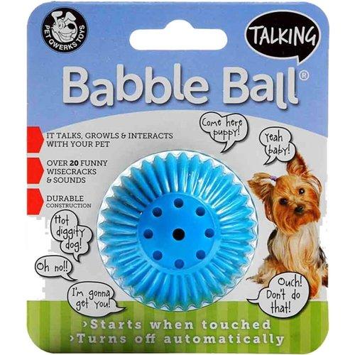 (Pet Qwerks Talking Babble Ball Small)