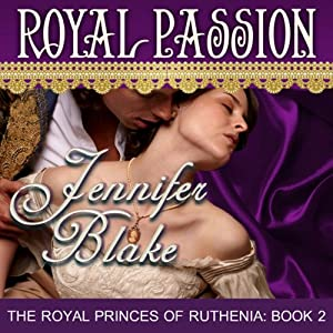 Royal Passion Audiobook