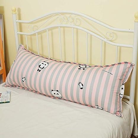 Pillow Cojín, cojín de Cama, Almohada Larga, Tira de Dormir ...