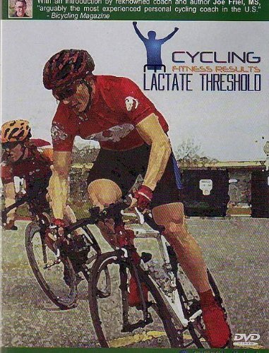 LACTATE THRESHOLD DVD - CYCLING & TRIATHLON TRAINING