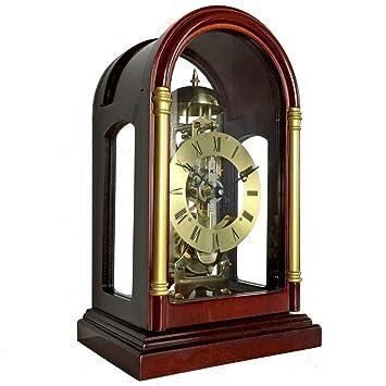 $ Reloj despertador digital Relojes de mesa para la sala de estar Decoración Relojes de escritorio antiguos Operado con batería Retro Dormitorio Decoración ...