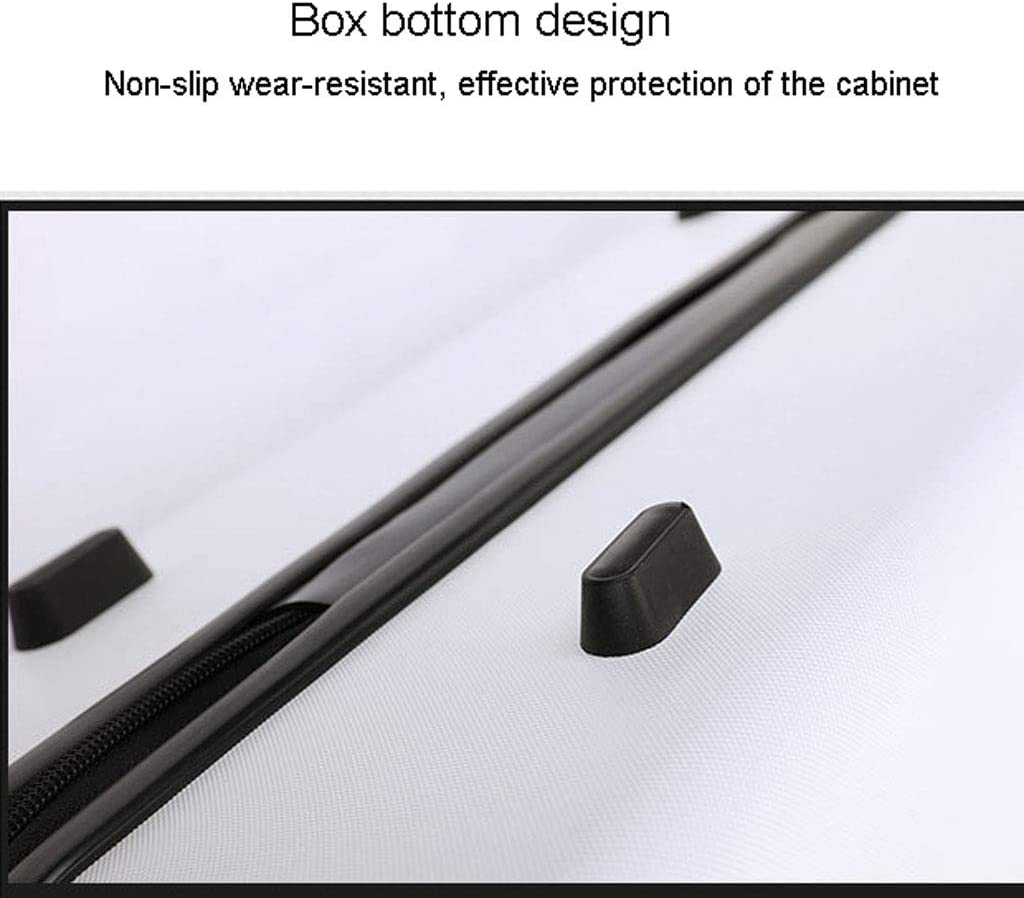 Three-Layer Anti-Pressure Lightweight Box Rubber Wear-Resistant 360-Degree Universal Wheel Mesurn Casual Trolley Case Customs Lock Luggage