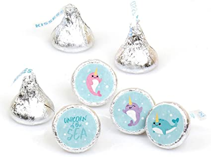 108 It/'s A Girl Baby Shower Hershey Kiss Stickers Party Favors Decor Teddy Bear