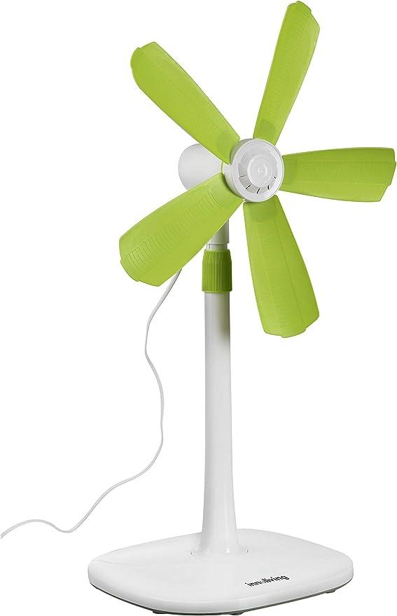 Ventilador de pie 45 cm con aspas Soft Inn-514 Innoliving: Amazon ...