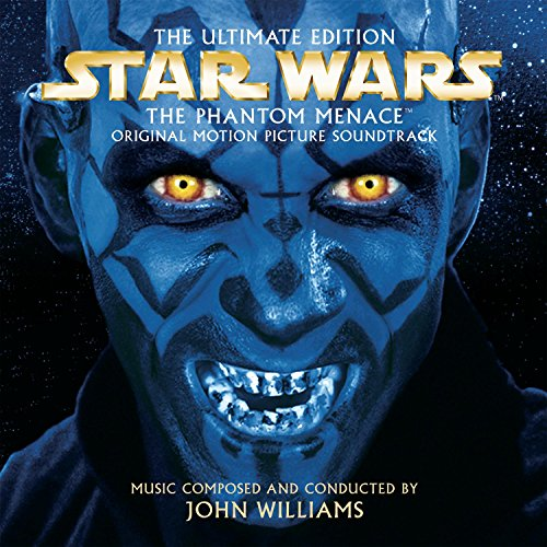 John williams star wars: the phantom menace: the ultimate.