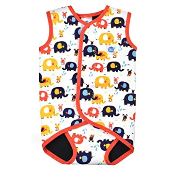 Splash About Baby Wrap - Traje de Neopreno para bebé, diseño ...