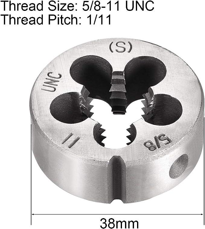 Set Of 2 L.H 11 /& ½ 13 Threading Dies 5//8