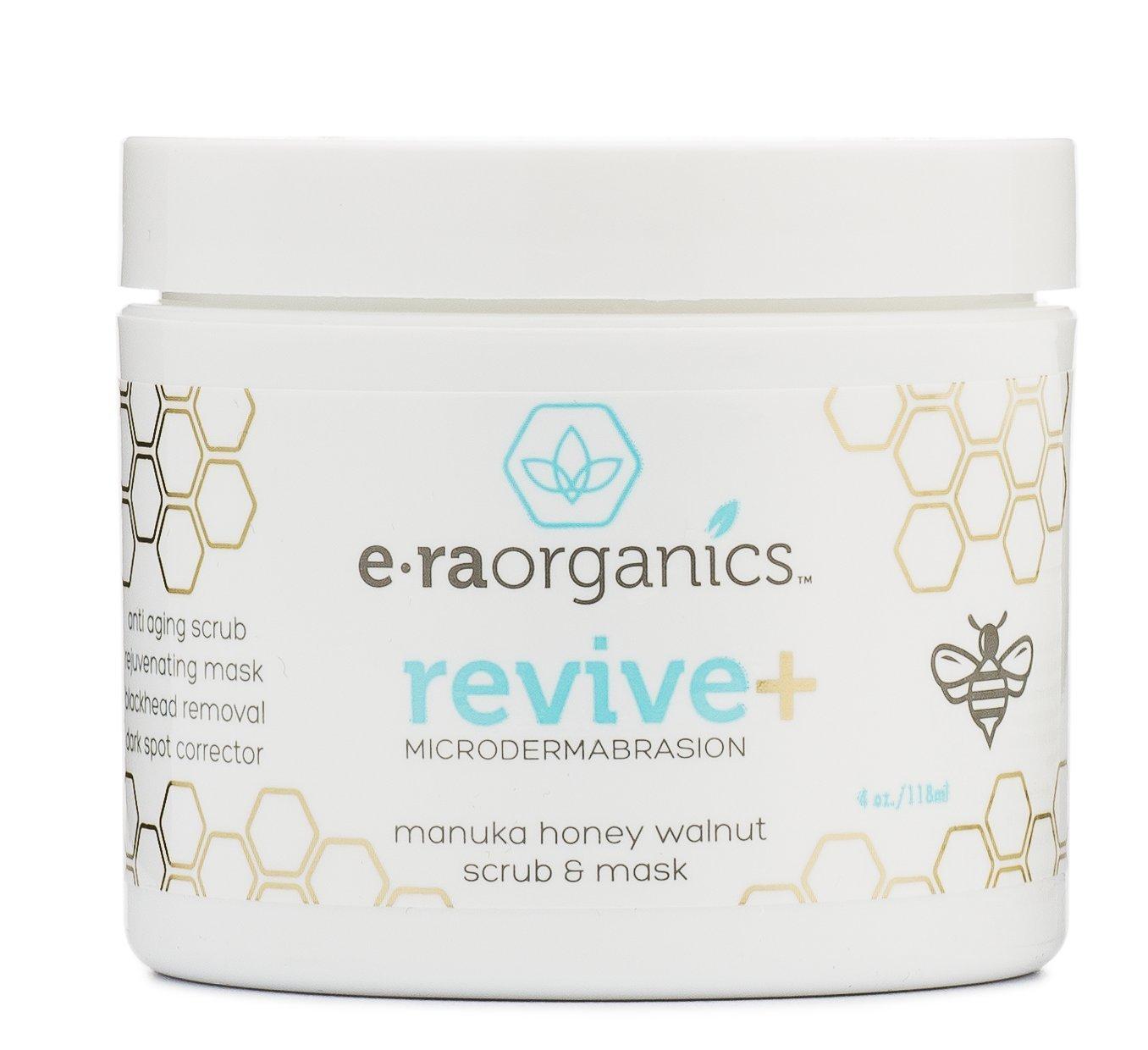 Era Organics Microdermabrasion Facial Scrub and Face Exfoliator