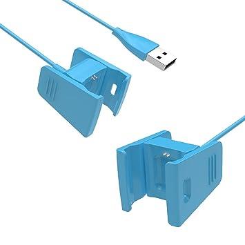 OOTSR Cargador para Fitbit Charge 2, Reemplazo Cable de ...