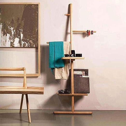 AHB Dormitorio Simple de Estilo japonés, Sala de Estar con ...