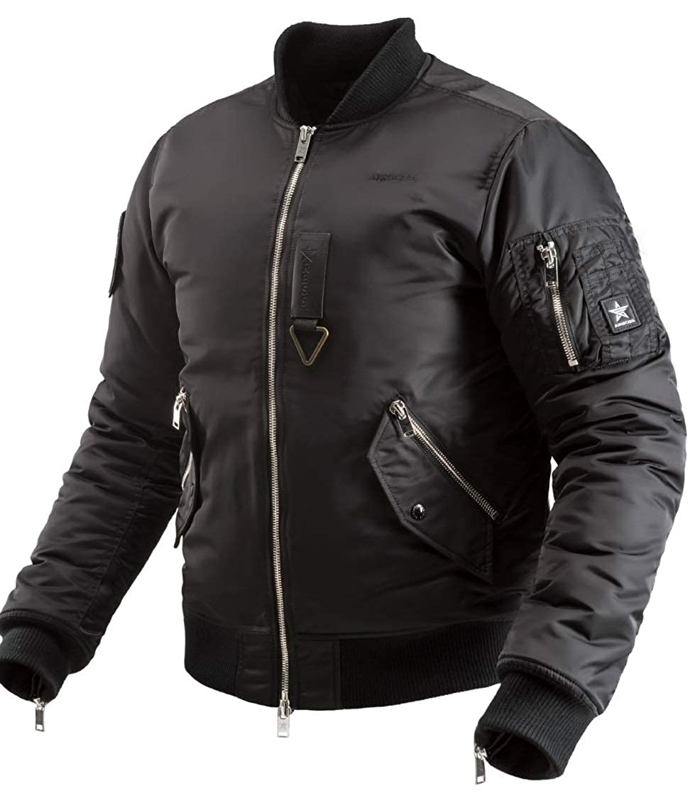Image of Home Improvements AIRBOSS MA-1 Majestic-12 - Bomber Authetic Jacket