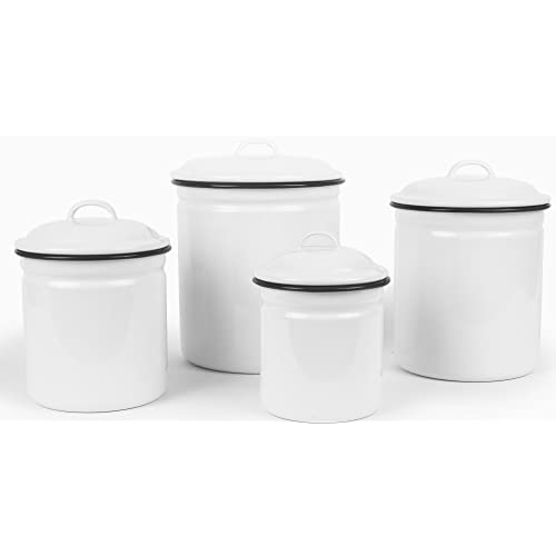 cheap kitchen canister sets black and white kitchen canisters amazon com 8485