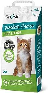 Breeders Choice Cat litter, 24L