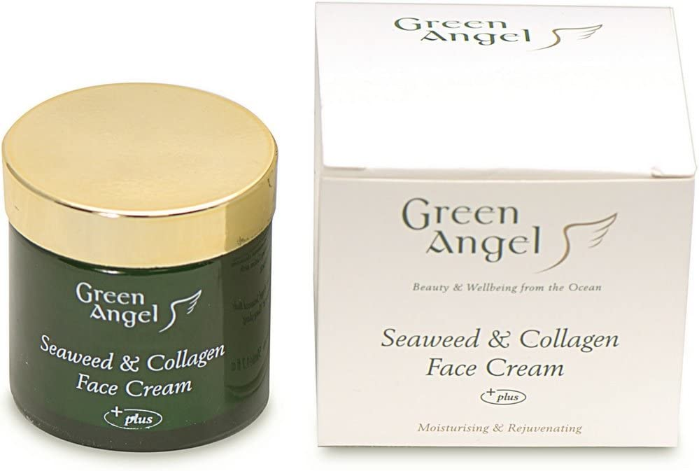 Green Angel Seaweed & Collagen Face Cream (50ml) by Green Angel