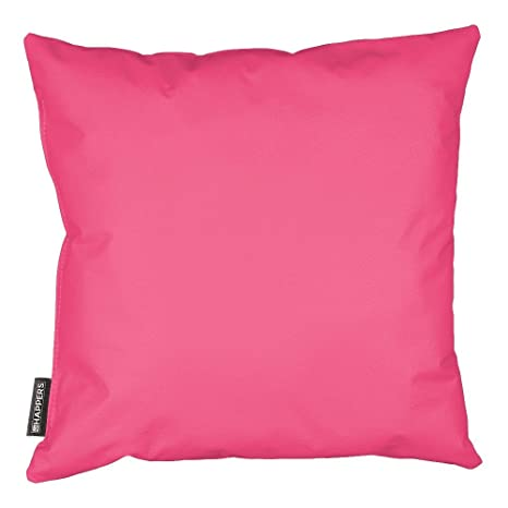 HAPPERS Cojín 45x45 Polipiel Indoor Fucsia