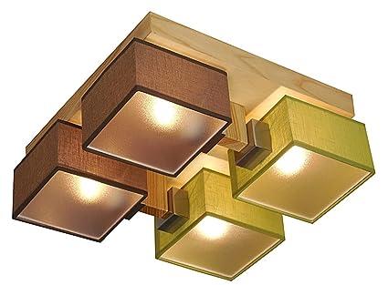 Lámpara de techo - WeRo Diseño barsa de 003 a - Lámpara de ...