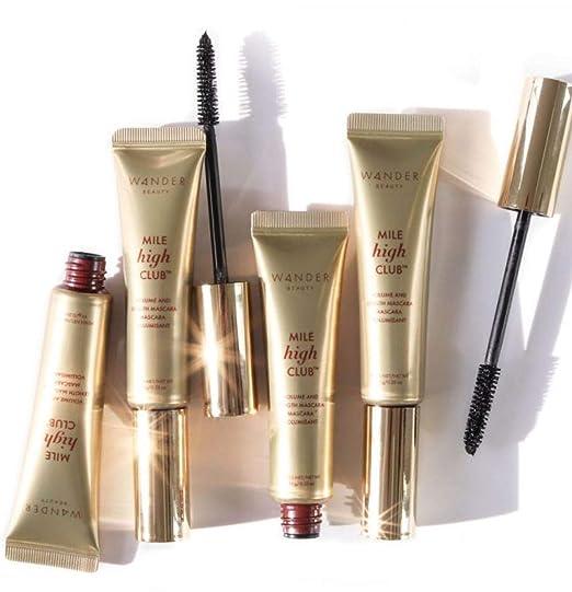 c3e2432ba43 Amazon.com : Wander Beauty Mile High Club Volume and Length Mascara : Beauty