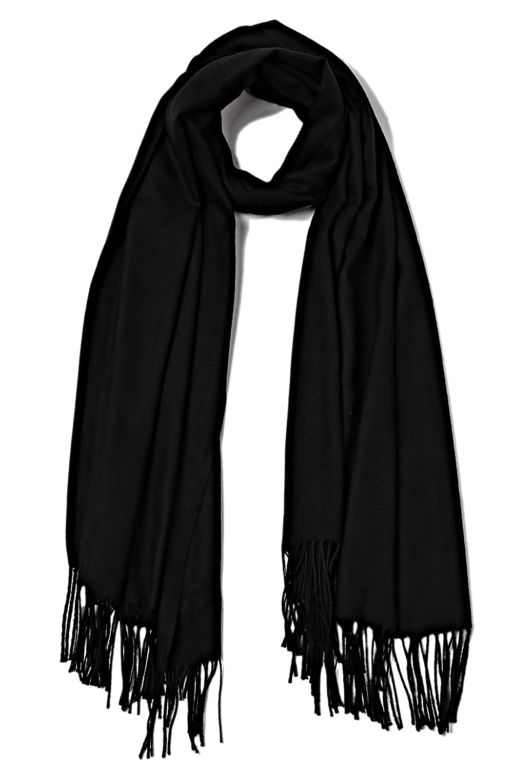 aa4b626a2 Womens Fashion Scarves - Large Soft Cashmere Feel Pashmina Shawls Wraps  Winter Light Scarf at Amazon Women's Clothing store: