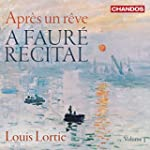 A Faur� Recital, Vol. 1