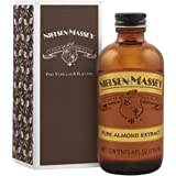Nielsen-Massey Pure Almond Extract, with Gift Box, 4 ounces