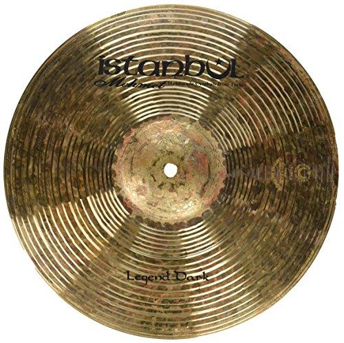 Istanbul Mehmet Cymbals Custom Series RTF-SZ20 20-Inch Turk Flat Ride Sizzle Cymbal