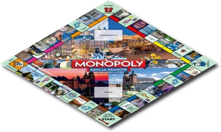Monopoly – Cracovia: Amazon.es: Juguetes y juegos