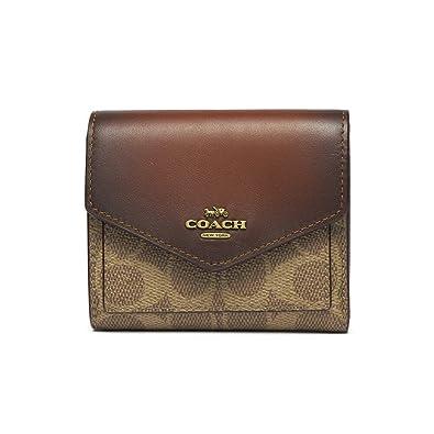 uk availability 0c665 704fc Amazon | (コーチ) COACH 折り財布 S WALLET スモール ...