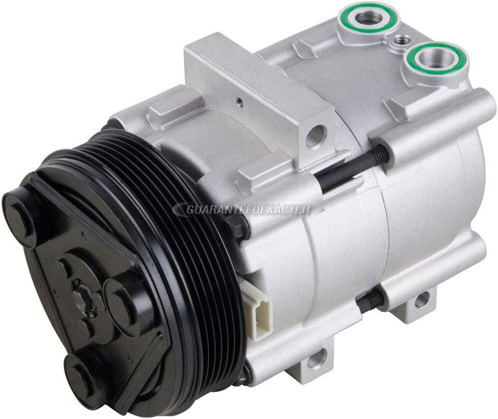 For Ford F-150 4.2L /& F-150 Heritage AC Compressor w//A//C Drier BuyAutoParts 60-86254R2 NEW