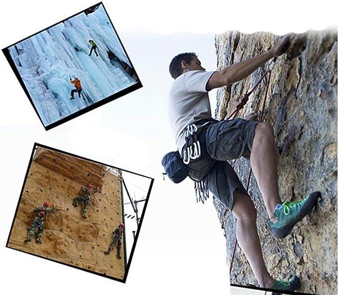 Byshun Rock árbol Escalada Cuerda rappell Downhill Nominal de ...