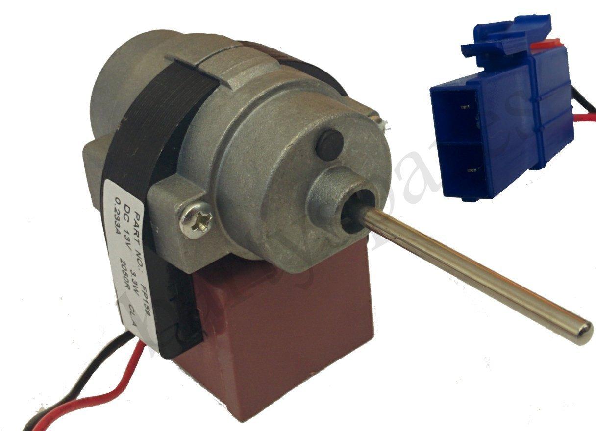 bartyspares Daewoo Baumatic Fridge Freezer Evaporator Fan Motor Replaces 3015915900 D4612Aaa21