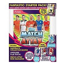 Match Attax EPL 2016/17 Starter Pack by Match Attax