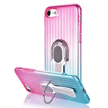 coque iphone 8 support bague