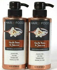 Vanilla Bean & Jasmine Hair Milk Conditioner 10.1 Oz (2 - Pack)